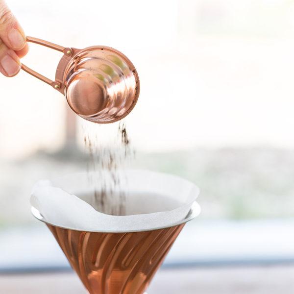Kaffeezubereitung, Handfilter